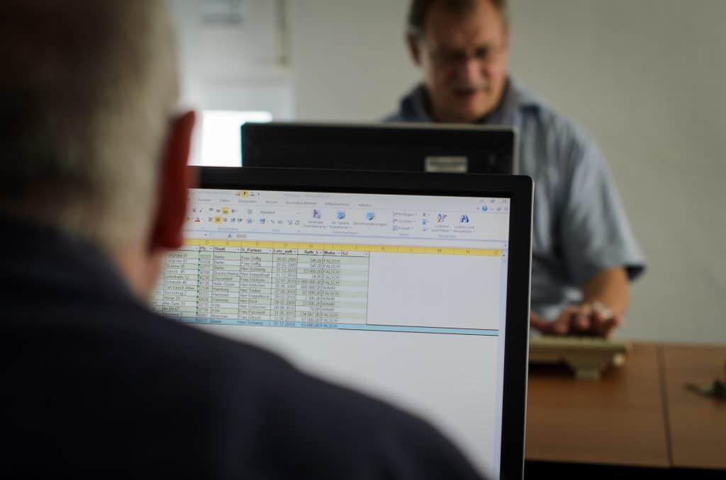 PC Computer PC Kurse Schulungen