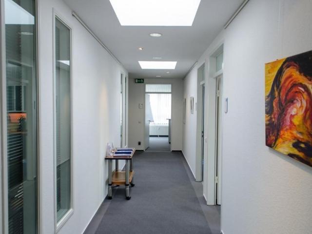 Eingangsbereich Sprachen MedienTraining Mitarbeiterqualifizierung und Personalentwicklung