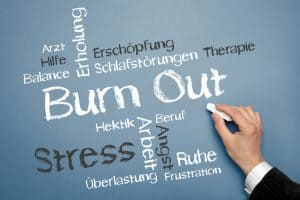 Gesundheitsmanagement, Stressmanagement, Burn out, Stressprävention