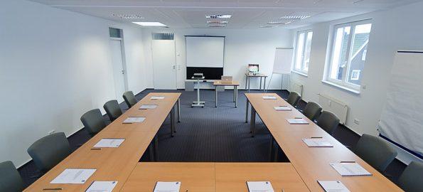 Schulungsräume Seminarraum Konferenzraum mieten