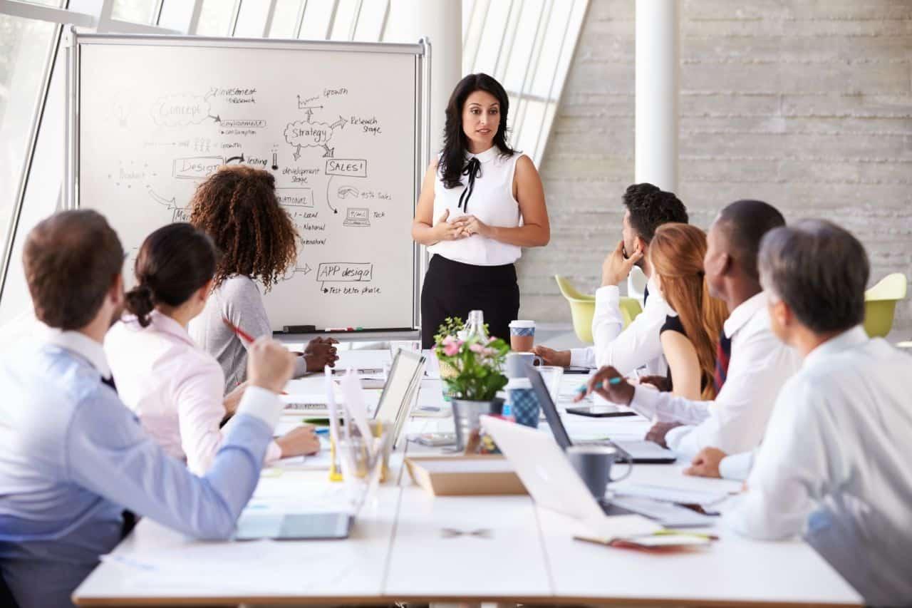 Besprechungen erfolgreich leiten, moderieren