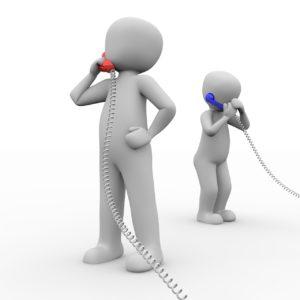 Telefontraining, Kommunikation am Telefon