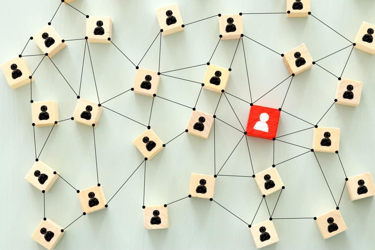 Virtuelle Führung und Delegation